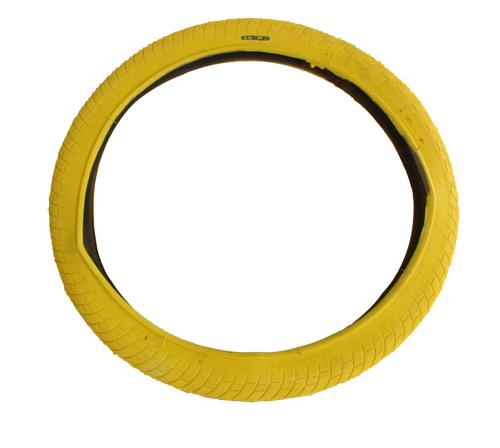 Pneu für das Einrad - 20 x 1.95 - gelb