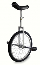 Jugglux Einrad 20 Zoll - weiss