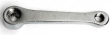 Vierkantkurbel für Einräder im Paar - Länge 114mm