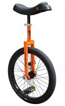 QU-AX Luxus Einrad 20 Zoll - die Stabilen - orange