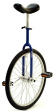 Vitelli Einrad 24 Zoll - blau