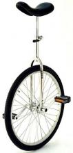 Vitelli Einrad 24 Zoll - chrom