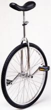 Vitelli Einrad 26 Zoll - für Schnellfahrer - chrom