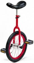 Vitelli Einrad 16 Zoll - das Kleine - rot
