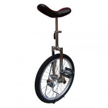 Jugglux Einrad 20 Zoll - chrom