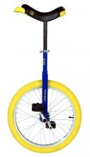 QU-AX Luxus Einrad 20 Zoll - die Stabilen - blau